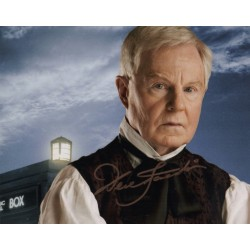Doctor Who Derek Jacobi signed original genuine authentic photo
