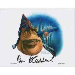 Brian Blessed genuine signed authentic autograph photo COA UACC