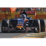 Carlos Sainz F1 Red Bull genuine authentic signed autograph photo COA