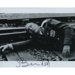 James Bond Steven Berkoff genuine signed authentic signature photo