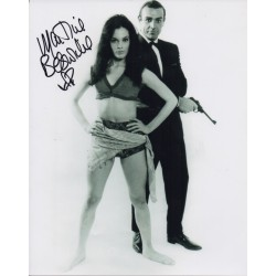 James Bond Martine Beswick genuine signed authentic autograph photo RACC