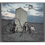 Pete Townsend Daltrey The Who Who's Next authentic genuine signed autograph CD