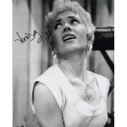 Vera Day Quatermass signed authentic genuine signature photo UACC AFTAL