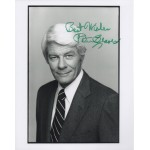 Peter Graves Airplane etc genuine authentic signed autograph photo COA