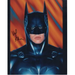 Val Kilmer Batman genuine signed authentic autograph photo COA UACC RACC