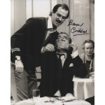 Bernard Cribbins Fawlty Towers etc genuine signed autograph photo COA