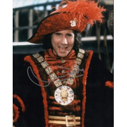 Jim Dale Carry On authentic genuine signed colour photo COA UACC AFTAL