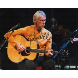 Paul Weller The Jam signed authentic genuine signature photograph UACC AFTAL