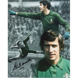 Peter Bonetti Chelsea genuine authentic signed autograph photo COA