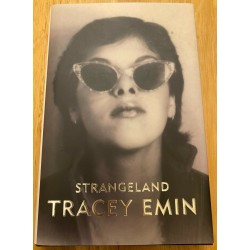 Tracey Emin Strangeland authentic signed genuine signature book COA
