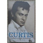 """Tony Curtis """"American Prince"""" genuine authentic autograph signed book"""