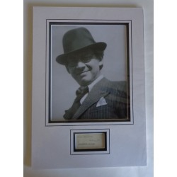 Alexander Korda genuine authentic signature autograph display
