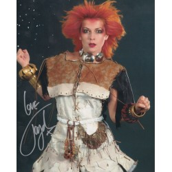 Toyah Wilcox Music genuine signed authentic signature photo 3