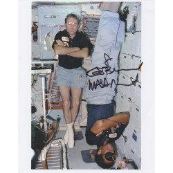 Guion Bluford Shuttle NASA genuine authentic signed autograph photo
