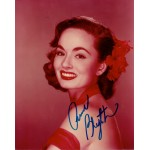 Ann Blythe genuine signed authentic signature autograph photo COA