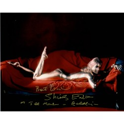Shirley Eaton James Bond authentic signed genuine autograph photo