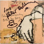 Pete Doherty Broken Love Song authentic genuine signed autograph CD
