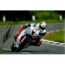Peter Hickman IOM TT genuine authentic autograph signed photo