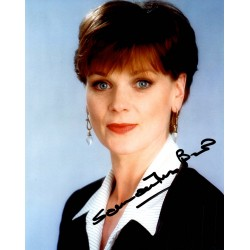 Samantha Bond James Bond authentic genuine signed autograph photo AFTAL