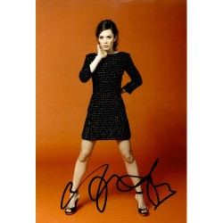Anna Friel genuine signed authentic autograph photo COA AFTAL