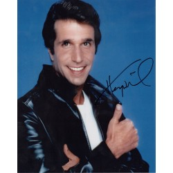 """Henry Winkler """"happy Days"""" genuine authentic signed autograph photo 2"""