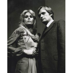 Joanna Lumley, Sapphire and Steel genuine authentic autograph signed photo.
