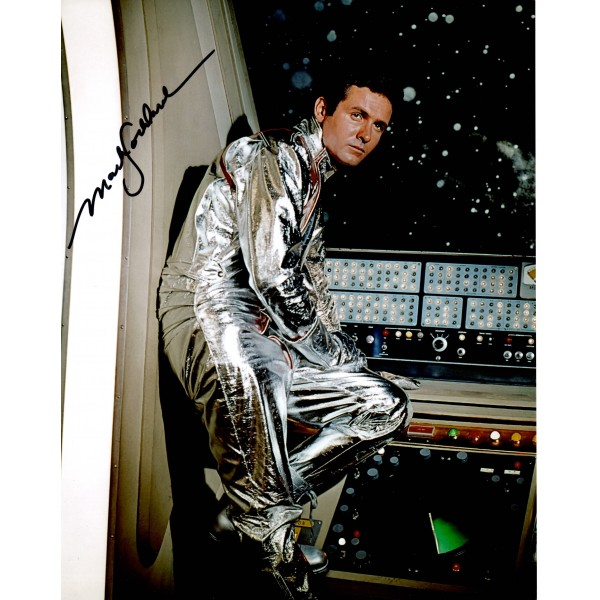 Mark Goddard Lost in Space signed authentic autograph photo COA