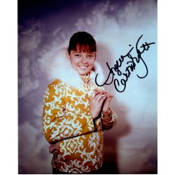 Lost in Space Angela Cartwright signed autograph colour photo