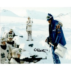Star Wars Bill Wesley genuine authentic signed autograph photo