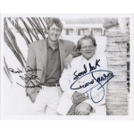 David Jason Nick Lyndhurst OFAH fools horses authentic genuine signed photo