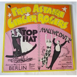 Fred Astaire vintage album genuine authentic autograph signed AFTAL UACC