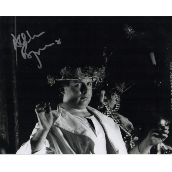 Christopher Biggins Rocky Horror genuine authentic signed autograph photo