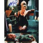Jennifer Tilly Brad Dourif Chucky signed autograph colour Photo COA