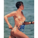 Brigitte Nielsen genuine signed authentic signature photo COA