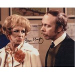 Brian Murphy George & Mildred signed authentic autograph photo