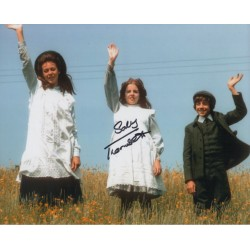 Sally Thomsett Railway Children genuine authentic autograph signed photo