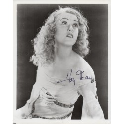Fay Wray King Kong genuine authentic signed autograph photo COA