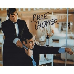 Bruce Glover James Bond genuine authentic autograph signed photo AFTAL