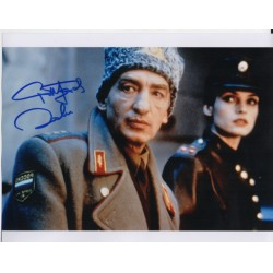 Gottfried John James Bond genuine authentic autograph signed photo AFTAL