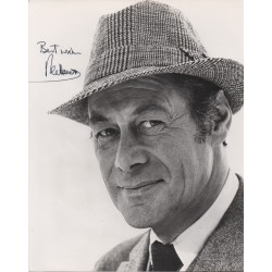 Rex Harrison genuine authentic autograph signed photo AFTAL UACC
