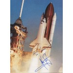 Neil Armstrong Apollo signed Genuine signature image COA