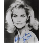 Alexandra Bastedo Champions genuine signed autograph photo 4