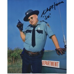 Clifton James James Bond signed authentic genuine signature photo UACC 2