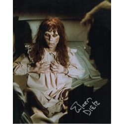 Eileen Dietz Exorcist genuine authentic signed autograph photo