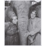 Eric Sykes comedy genuine signed authentic signature image