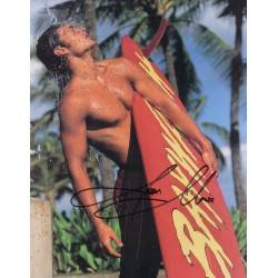 Jason Mamoa Baywatch genuine signed authentic signature photo