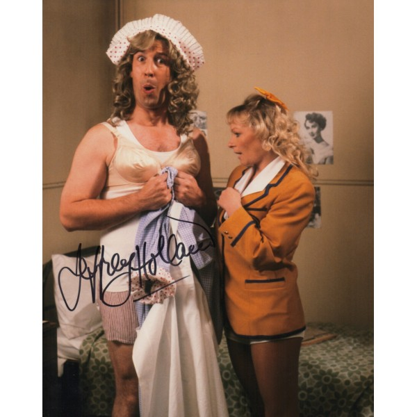 Jeffrey Holland Hi Di Hi genuine authentic signed photo COA