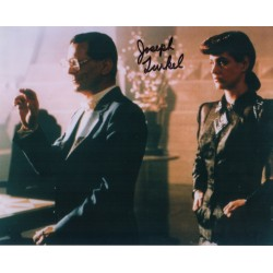 Joseph Turkel Bladerunner authentic signed photo COA UACC