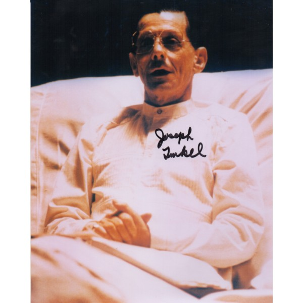 Joseph Turkel signed genuine authentic autographs photo COA