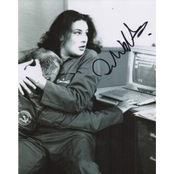 Julie T Wallace James Bond genuine authentic autograph signed photo AFTAL